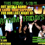 05-20-11 Final Rhythm Fridays