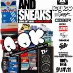 09-14-11 Beats & Sneaks