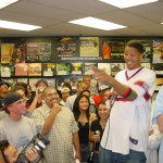Cerritos Stacks Jurassic 5 Instore 2