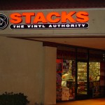 Cerritos Stacks Sign
