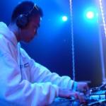 DJing Pic