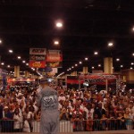 DUB Show in Charlotte, NC - View from the stage