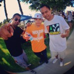 King Tech of the World Famous Wake Up Show & DJ Q-Bert