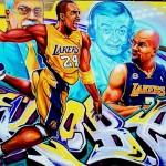 Kobe Mural - Hector Hex Rios