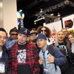 Mixmaster Mike, Jazzy Jeff, Q-Bert, Gaslamp Killa & Yogafrog