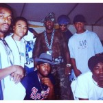 Outkast, Dru Down, Treach of Naughty By Nature, Grand Mixer Dee of Whodini