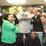Redman & Stacks Crew & Brian Samson Def Jam
