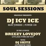 Soul Sessions Oct 22