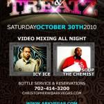 V Bar Oct 30th