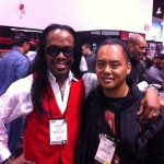 Verdine White of Earth Wind & Fire